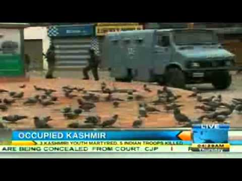 5 Indian Soldiers Killed, 2 Kashmiri Youth Martyred in gun-battle