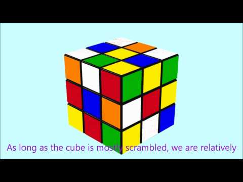 How to solve the Rubik's Cube: 1 - welcome