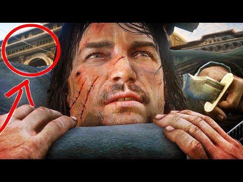 Red Dead Redemption 2 Trailer 3 BREAKDOWN - Leaked Map Size Confirmed?