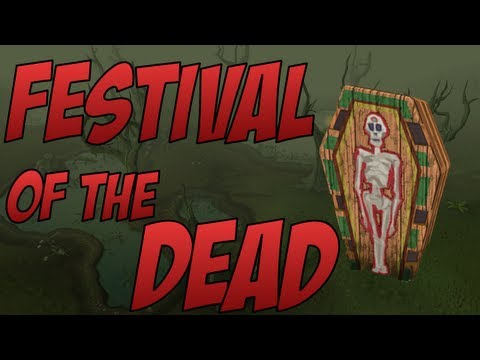 RuneScape - Festival of the Dead (Walkthrough)
