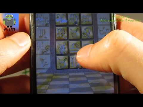 The Floor Escape Reloaded - level 25 - Solution - Explanation - Android