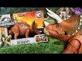 TRICERATOPS | Jurassic World: Fallen Kingdom | Mattel Toys Reviews