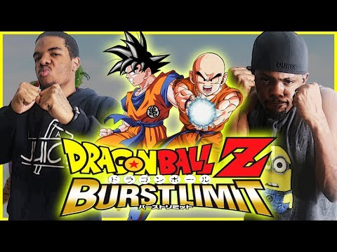 HE'S BEATING UP A LITTLE KID! - Dragon Ball Z Burst Limit | #ThrowbackThursday