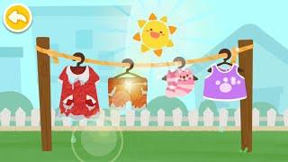 Baby Panda Care: Daily Habits Gameplay | BabyBus Kids Games #21