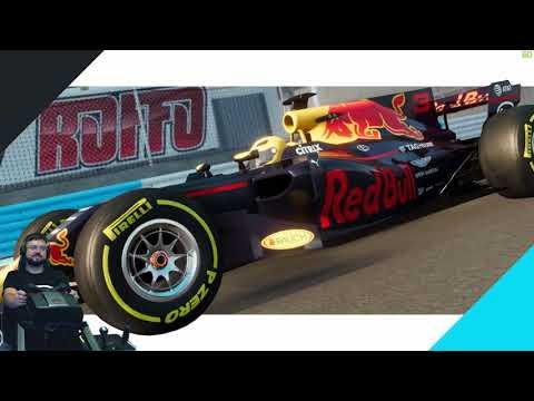 Дрифт на БОЛИДЕ Формулы 1?! Вы серьёзно??? Гоняем в The Crew 2 на руле Fanatec ClubSport V2.5