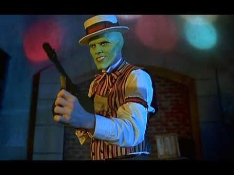 The Mask (1994 Movie) - Baloon Scene video