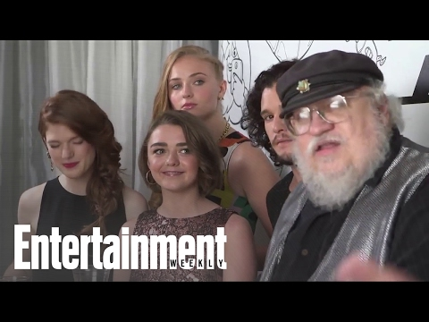 Comic-Con 2014: George R.R. Martin: 'I've got a book to write'