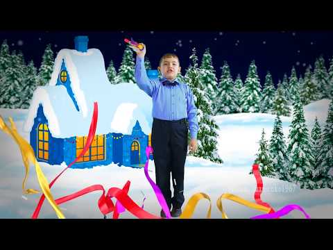 Новогодний ролик для районного конкурса  33 садик 2016