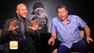 Key And Peele React To Keanu Reeves' Thoughts On 'Keanu'