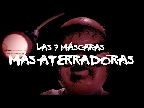 TOP: Las 7 máscaras de películas de horror más aterradoras
