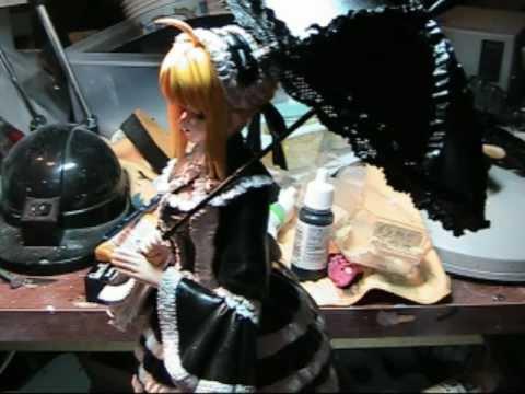 Saber Gothic Lolita more pictures