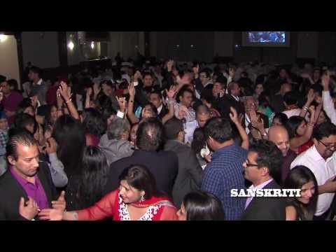 Shubh Aagman 2014 New Year Eve Party By Sanskriti Cultural Awareness...