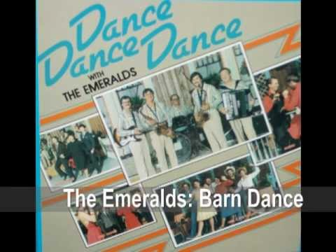 The Emeralds: Barn Dance