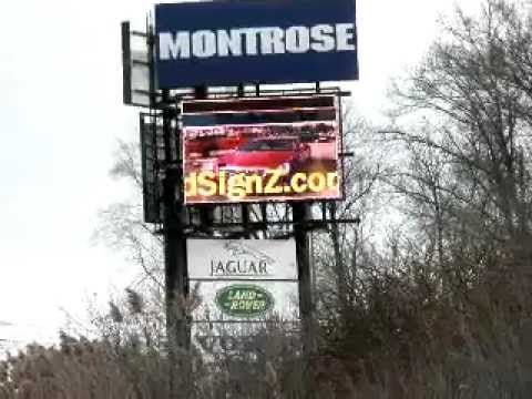 TVJUMBO LED Signs & billboards from Cleveland OHIO