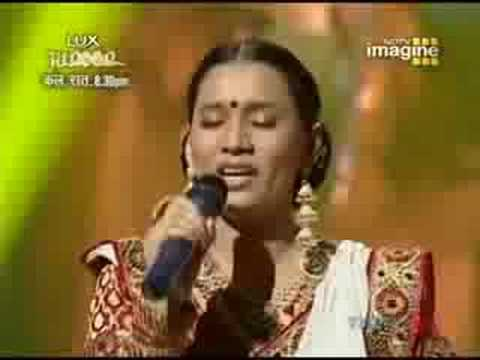 Singer Kalpana in NDTV Imagine Junoon