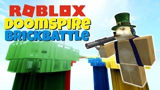 GOT A DUB | Roblox Doomspire Brickbattle Gameplay
