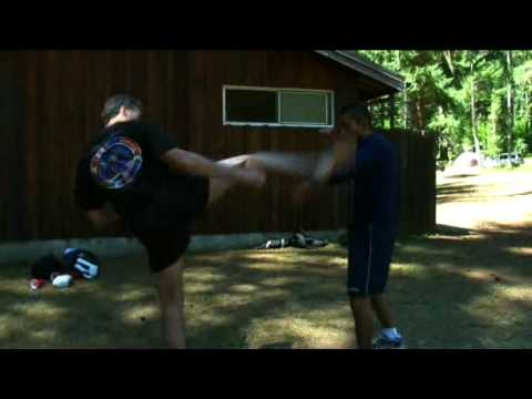 Savate Kicking Series Image 1