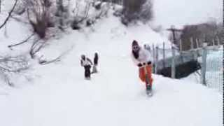 snow skeeter & snow scoot in HAKUBA47