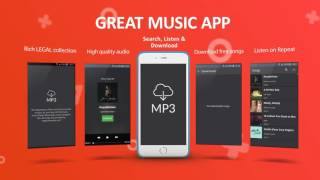 Free Music Downloader App For Android Mobile Phone And Tablet VideoMp4Mp3.Com