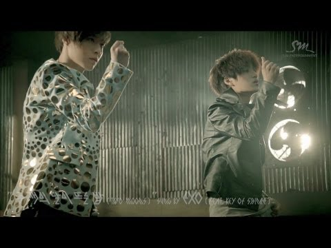 EXO Teaser 12_KAI & LAY Music Videos
