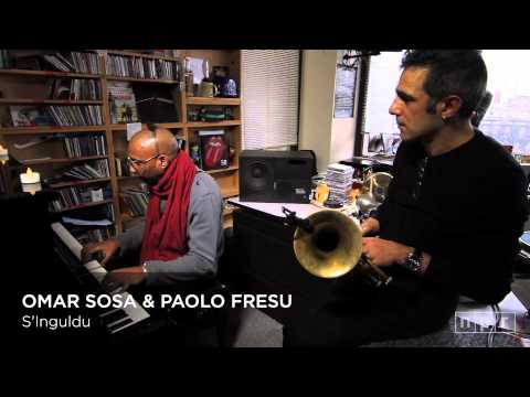 Omar Sosa & Paolo Fresu: NPR Music Tiny Desk Concert