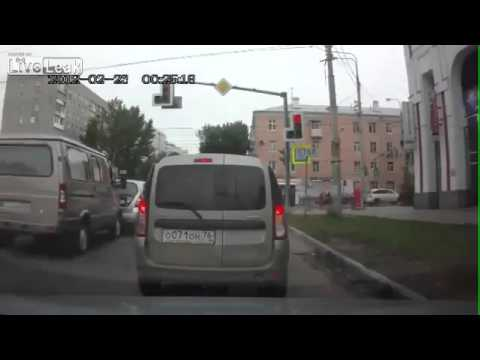 Another ordinary day in Russia