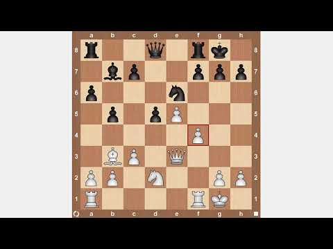 Шахматы для любителей.  Испанская партия.