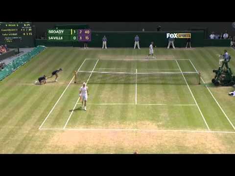 Wimbledon Boys' Singles Championships - Luke Saville vs Liam Broady