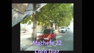 Coco Diaz Machete 22