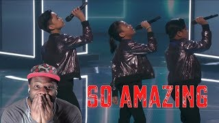 """TNT Boys - """"And I Am Telling You I'm Not Going"""" The World's Best Battle Round 