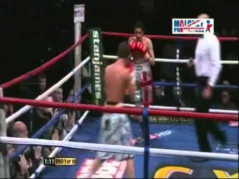 Epic failure - BIGGEST BOXING TRAGEDY EVER! usman ahmed uzzy entrance