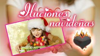Iluciones Navideñas, Sentimientos y emociones en esta navidad, El deseo de amor, paz y felicidad
