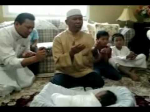 Jual doa aqiqah
