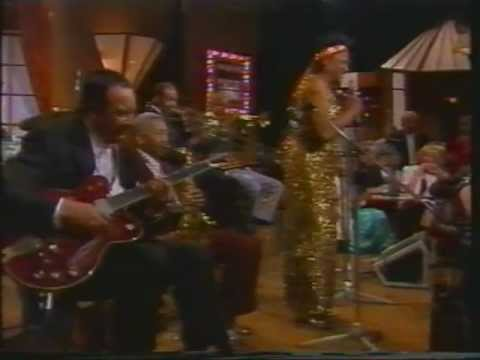 Harlem Blues&Jazz Band + Nora Lee King 1981 Hamburg(G) NDR - I´ve The Blues