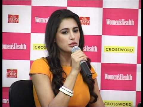 Bollywood World - Nargis Fakhri On The Cover Of Womens Health Magazine - Latest Celebrity News