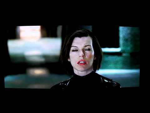 Becky And Alice Resident Evil Retribution video