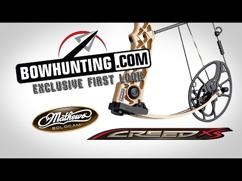 Mathews 2014 Bows Creed XS & Chill R