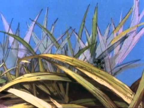 La abeja Maya  - 6 - La araña Tecla