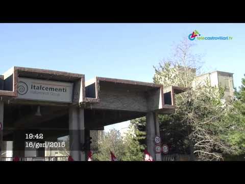 Calabria: Il cemento che non produce più