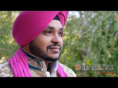 Wedding Highlight Film | Kelowna BC | Manjit and Jill