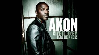 Watch Akon Give It To