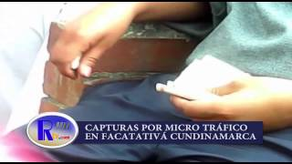 VIDEO DE CAPTURAS EN FACATATIVÁ BANDA LOS BOLIVAR