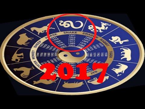 Восточный гороскоп на 2017 год Змея