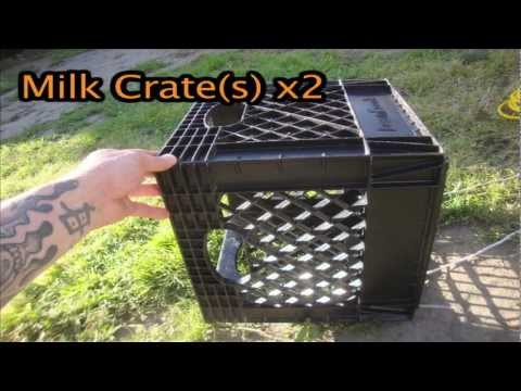 Best CrabTrapTutorial (Cheap & simple)
