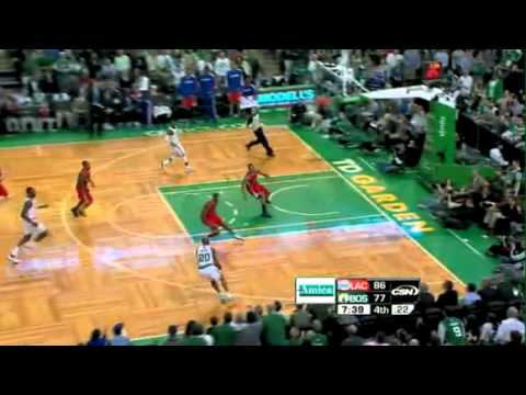3/9/11 Boston Celtics Vs. Las Angeles Clippers Recap