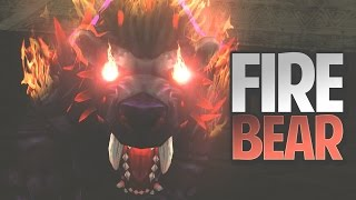 THE FUNNEST FIRE MAGE 3s COMP!! FIRE BEAR
