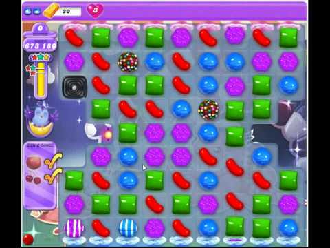 Candy Crush Saga DREAMWORLD level 82  no boosters extreme collapse over 1.000.000 points