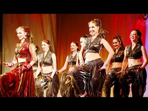 Dhoom Machale, Indian Dance Group Mayuri, Petrozavodsk video