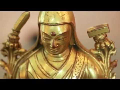 門德揚秋季拍賣會--札納巴札爾風格宗喀巴像