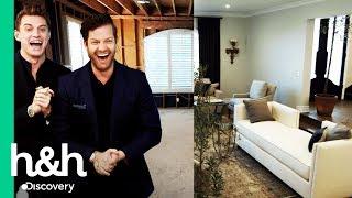 Top 5: Renovaciones de Nate y Jeremiah | Casados por el diseño | Discovery H&H